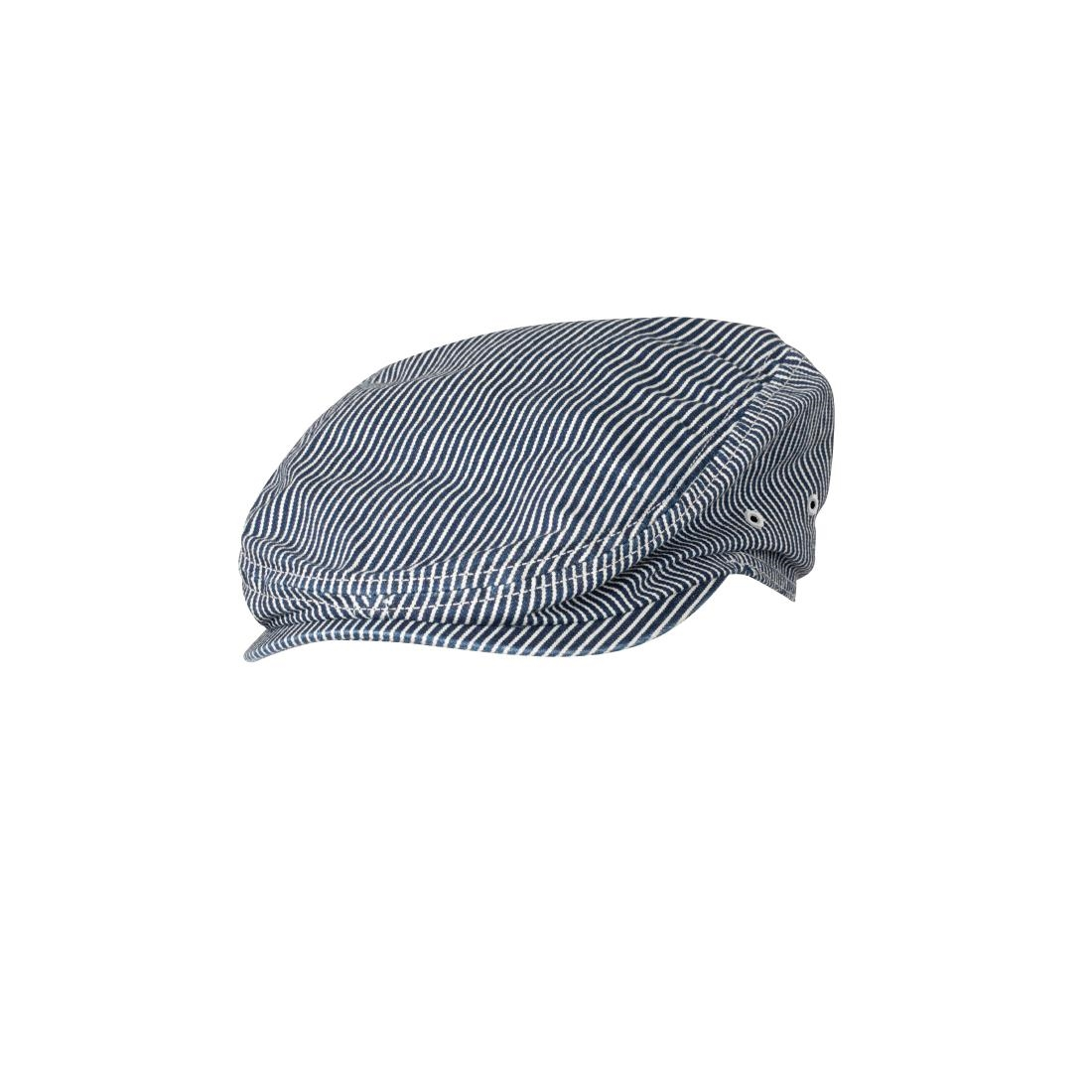 Image of Chef Works Portland Flat Cap Indigo L-XL