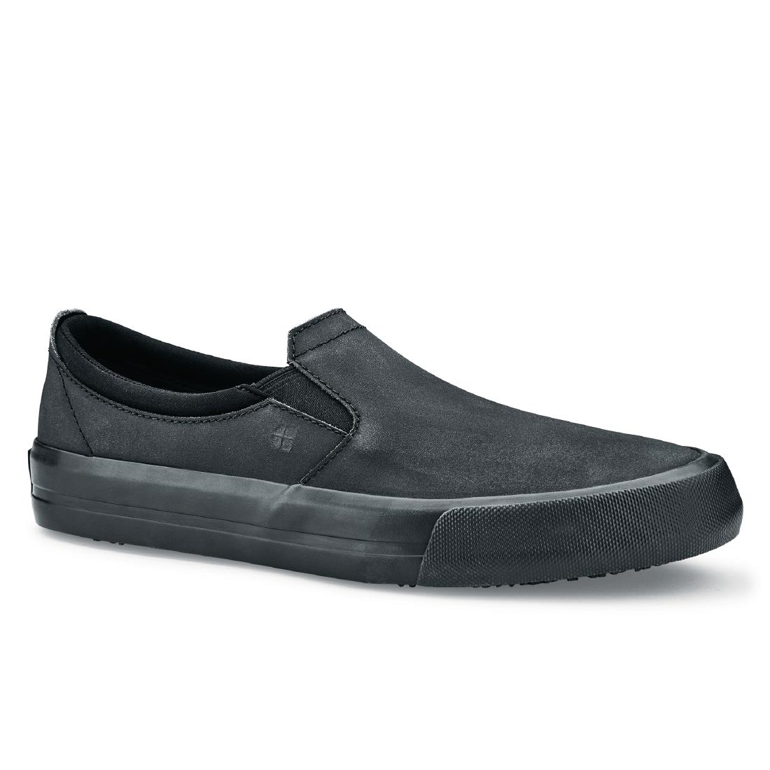 Click to view product details and reviews for Shoes For Crews Ladies Leather Slip On Size 38.