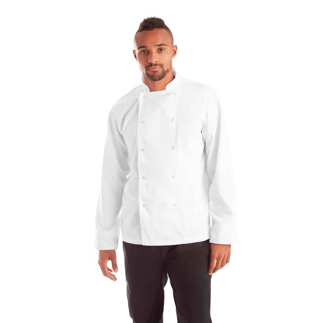 Click to view product details and reviews for Whites Logan Chef Jacket White Size Xs.