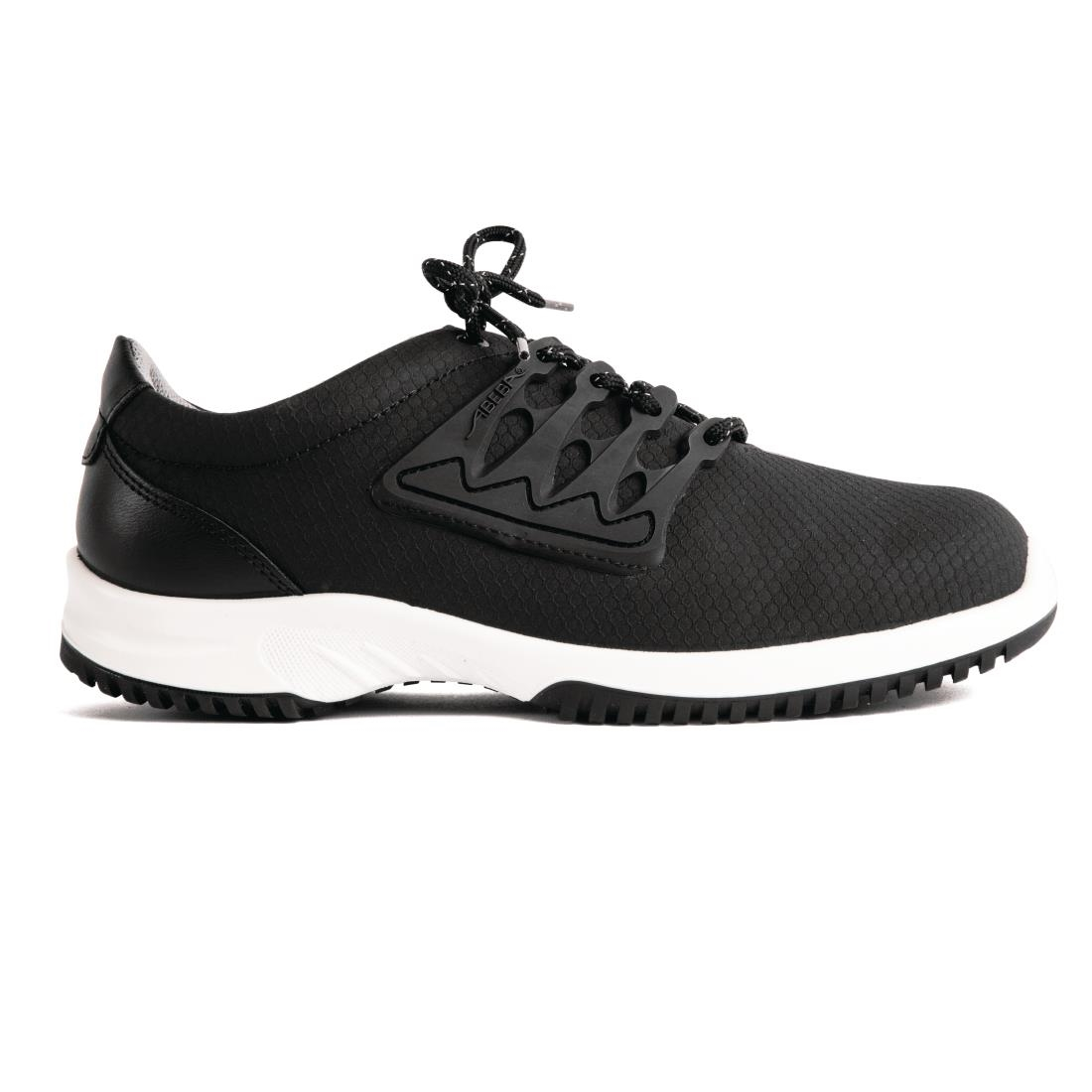 Image of Abeba Water Repellent Trainer Black Size 40