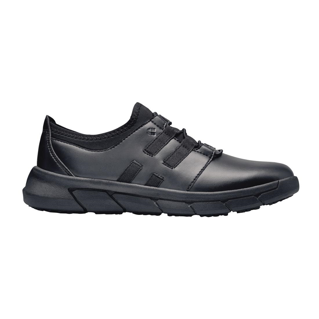 Shoes For Crews Karina Slip On Trainers Black Size 38