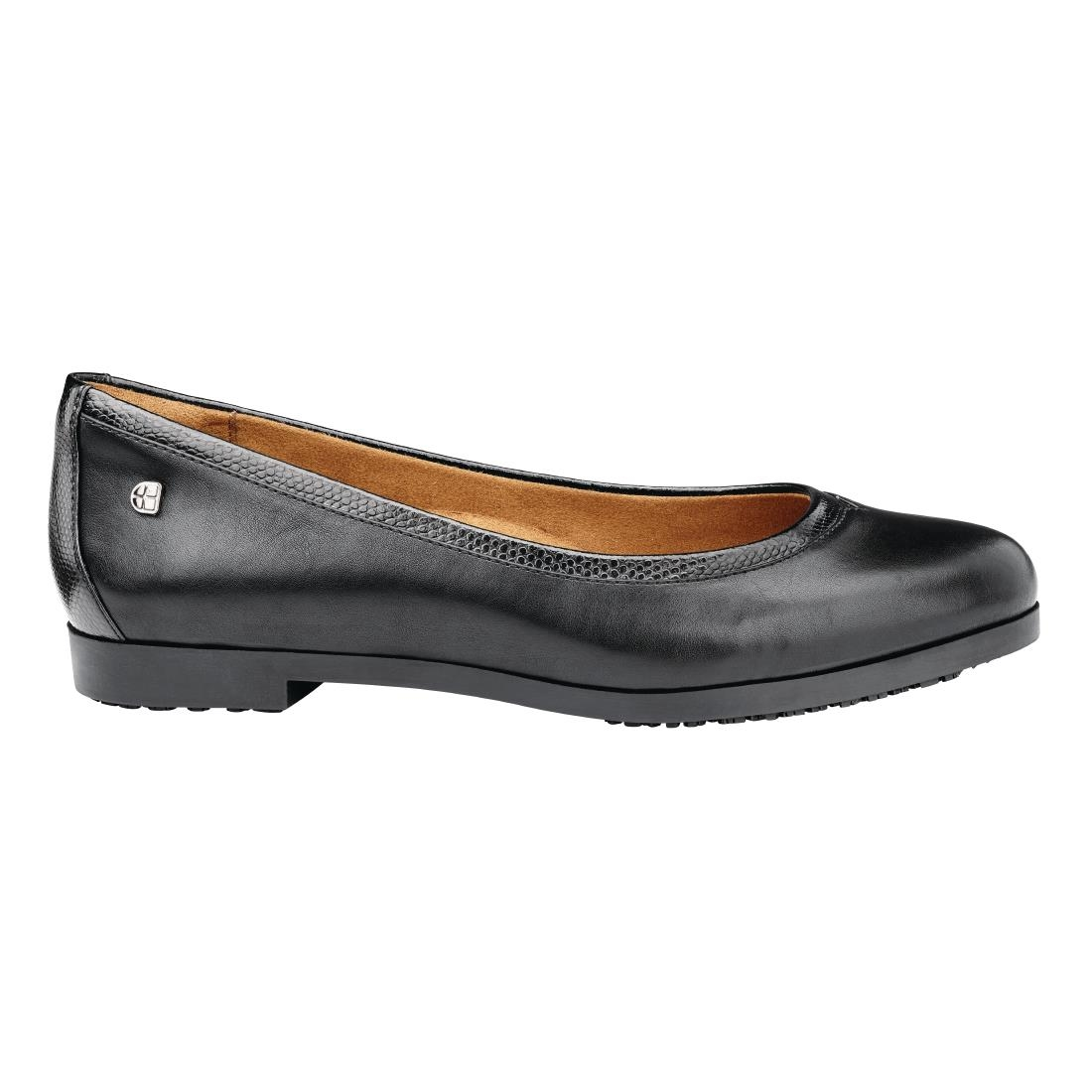 Click to view product details and reviews for Shoes For Crews Womens Reese Slip On Shoes Black Size 35.