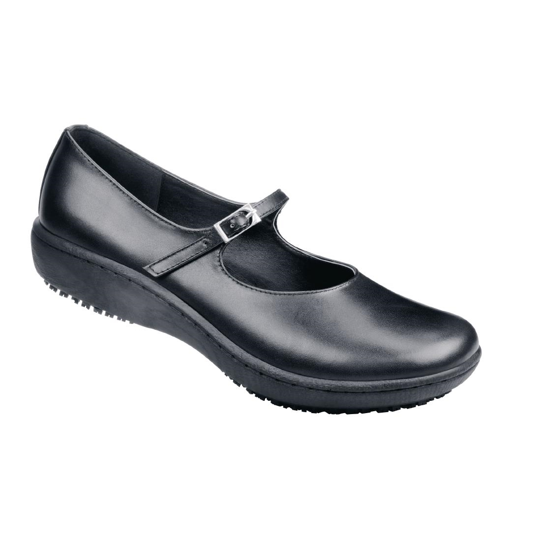 Shoes For Crews Womens Mary Jane Slip On Dress Shoe Size 35