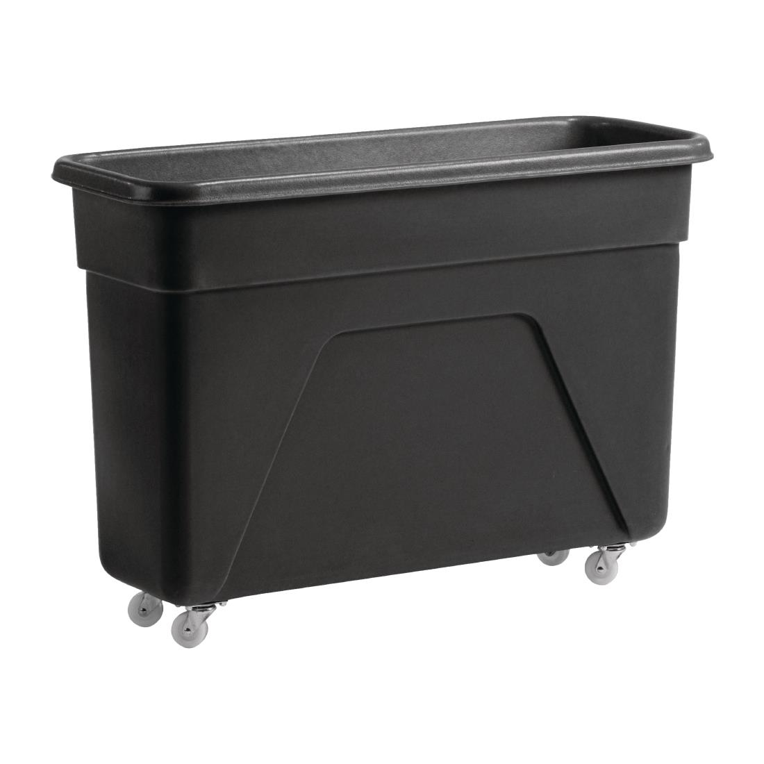 Click to view product details and reviews for Black Bottle Trolley Large.