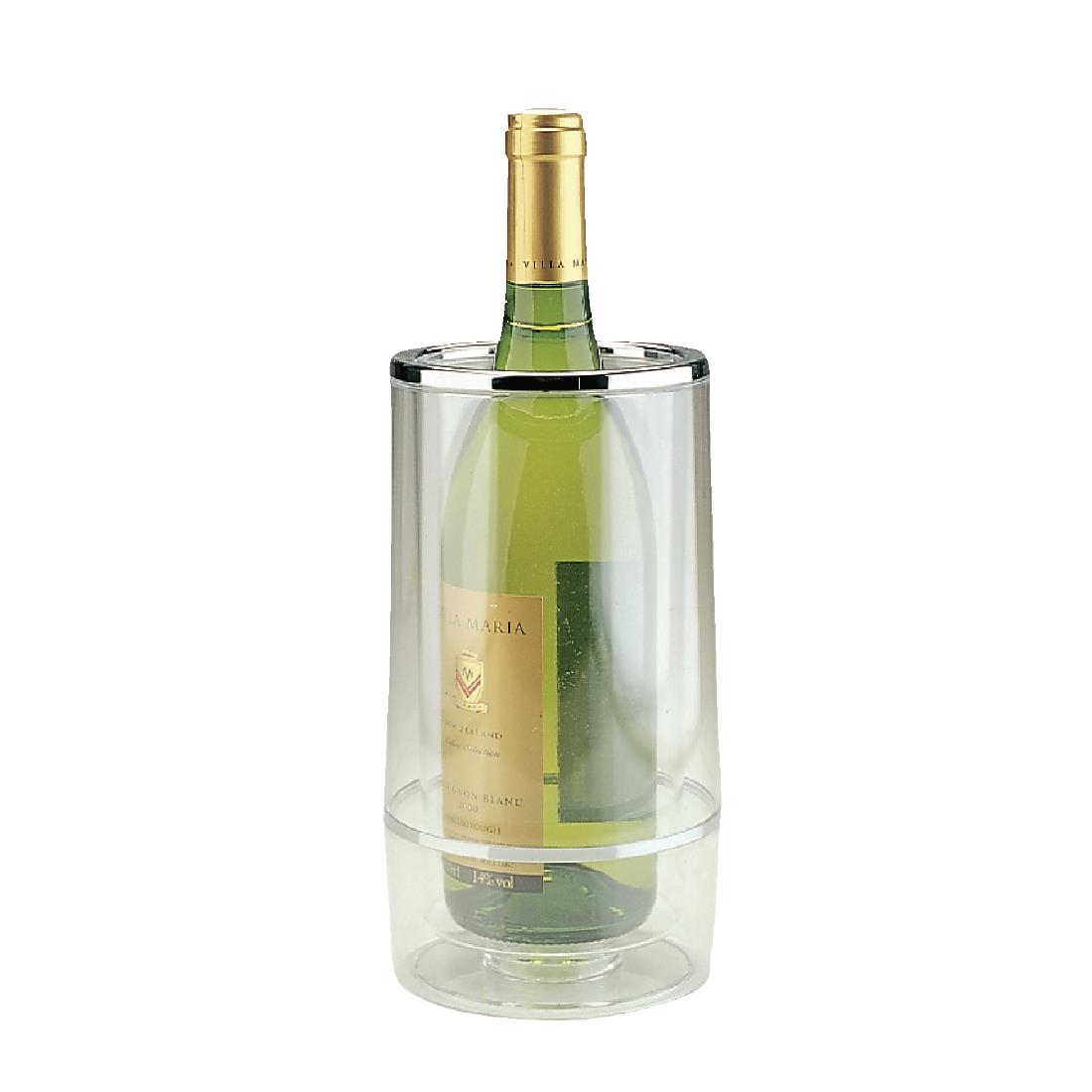 Image of Aps Acrylic Wine And Champagne Cooler