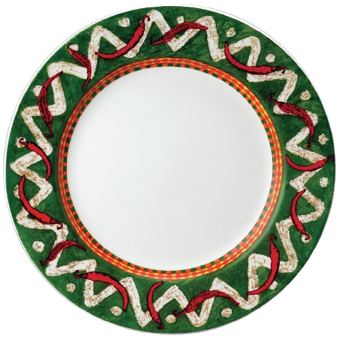 Click to view product details and reviews for Churchill Salsa Classic Plates 305mm Pack Of 12.