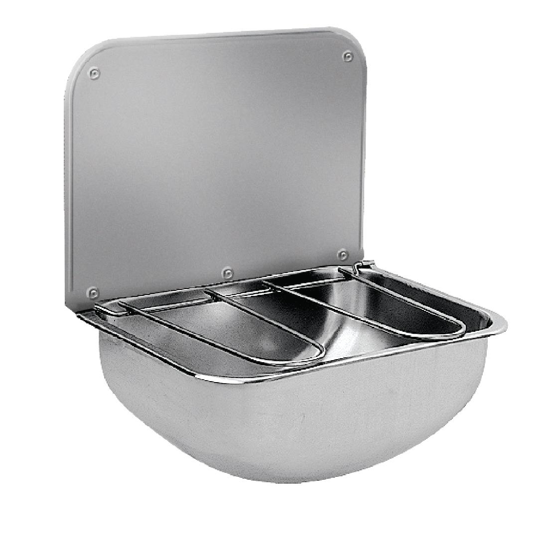 Franke Sissons Stainless Steel Wall Mounted Bucket Sink Cb089