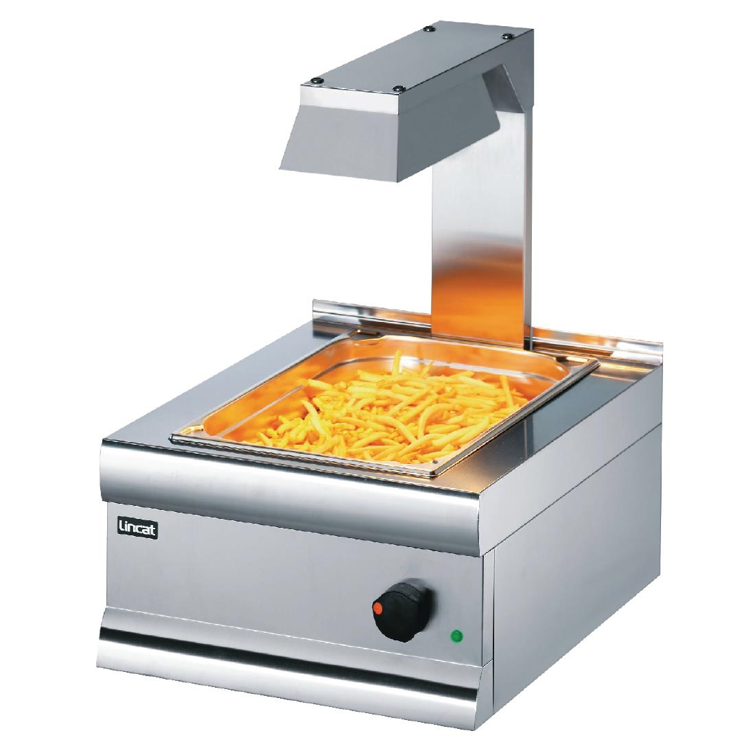 Click to view product details and reviews for Lincat Silverlink 600 Chip Scuttle Cs4 G.