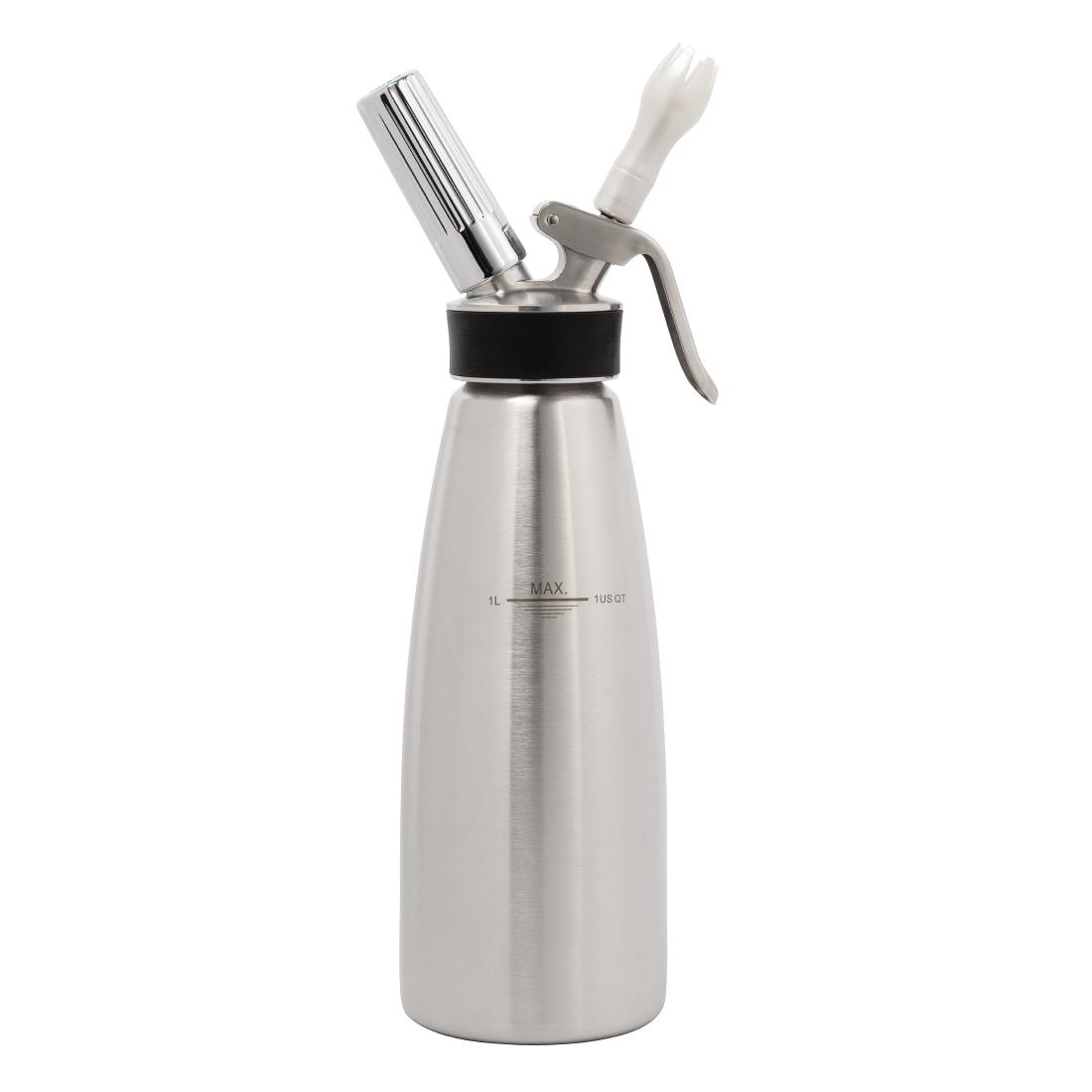 Image of ISI Whipped Cream Dispenser 1Ltr