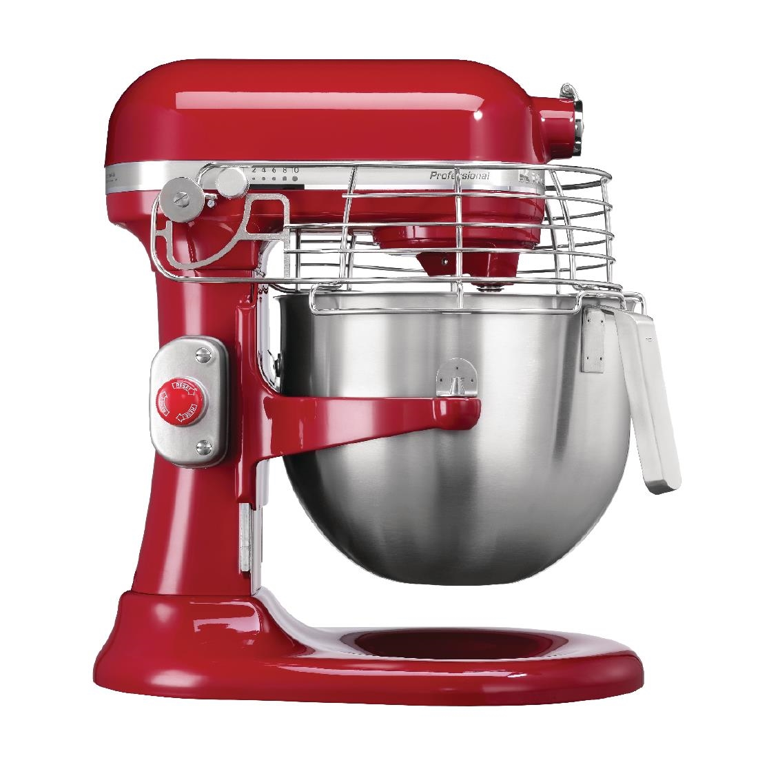 KitchenAid Professional Mixer Red - CB576 - Buy Online at Nisbets on pioneer professional mixer, hobart professional mixer, viking professional mixer, yamaha professional mixer, best professional mixer, pioneer dj mixer, www.kitchenaid mixer, samsung professional mixer,