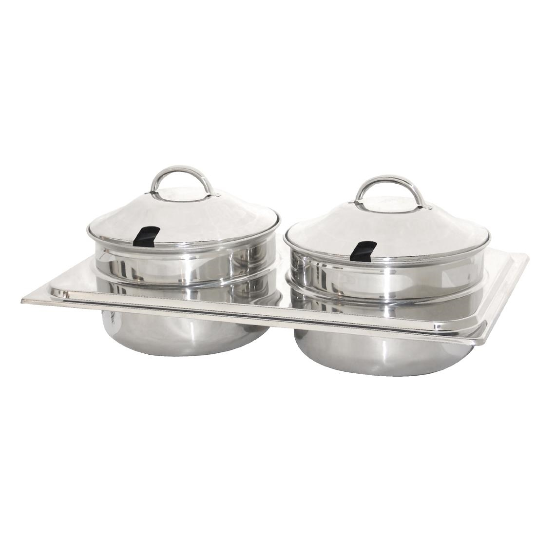 Image of Bain Marie Set for Chafing Dish