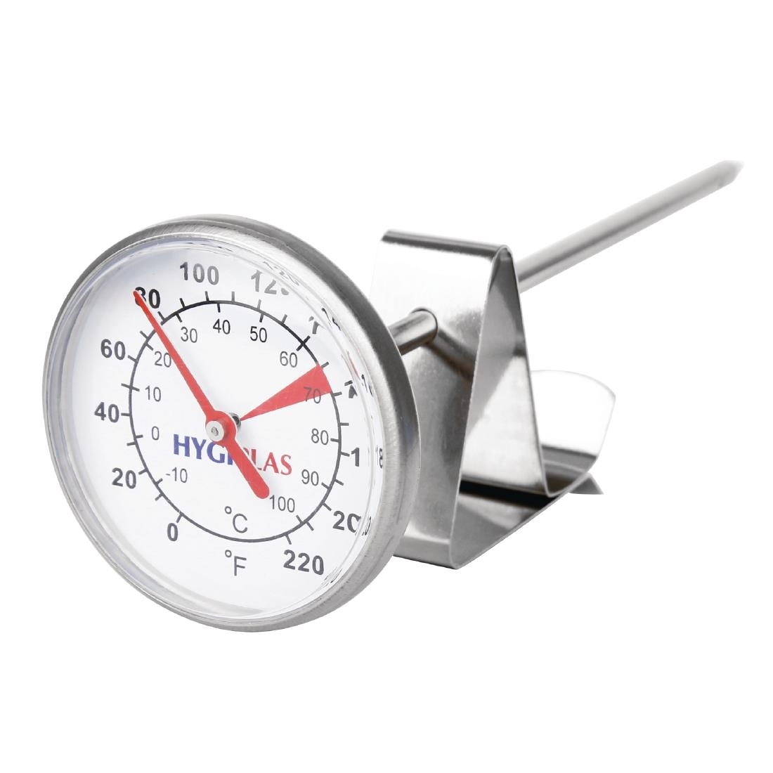 Image of Coffee Milk Thermometer 5in