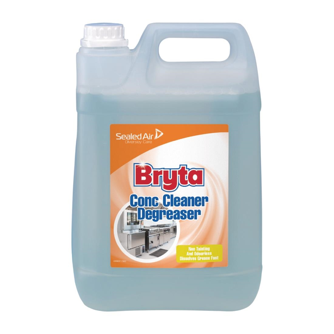 Image of Bryta Kitchen Cleaner and Degreaser Concentrate 5Ltr (2 Pack) Pack of 2