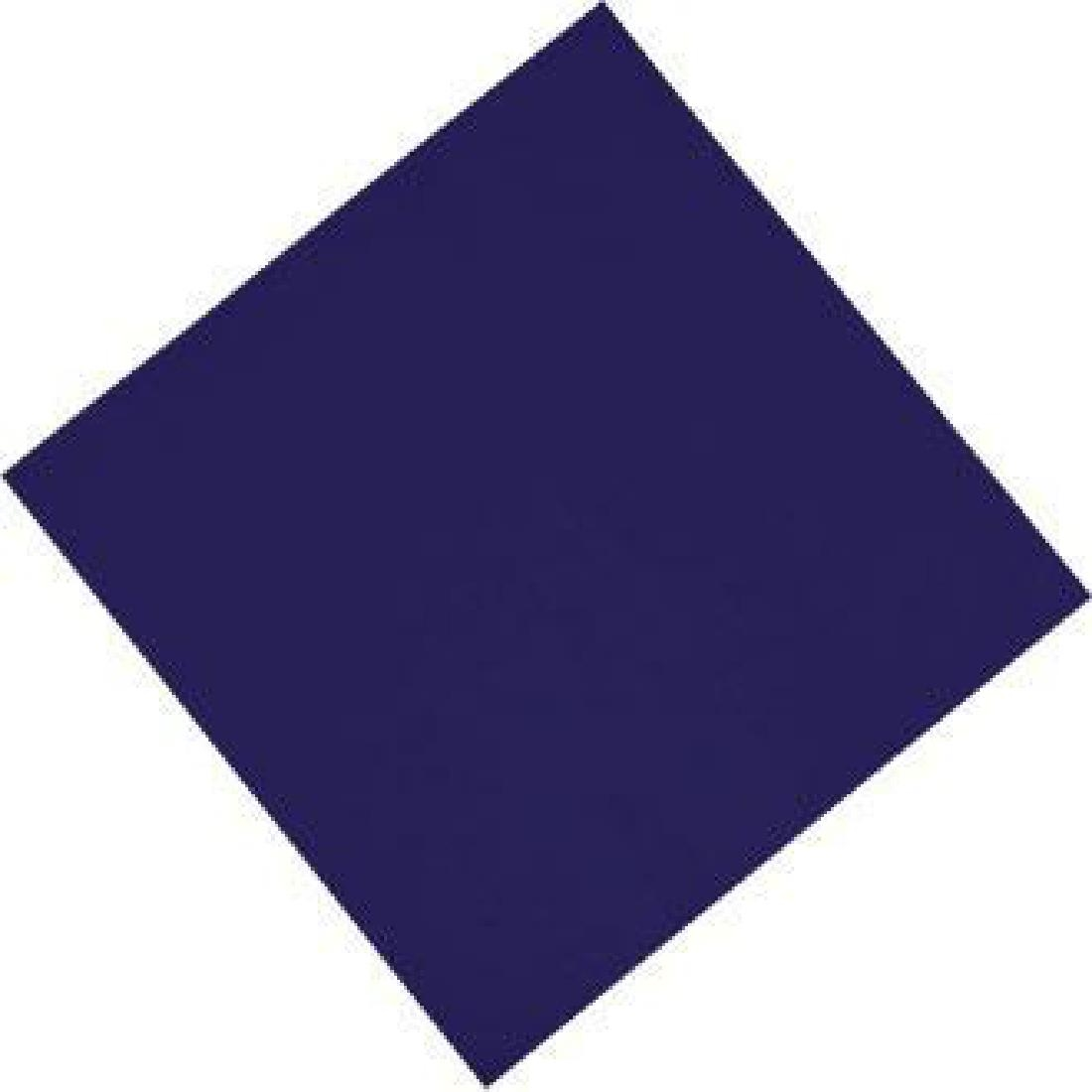 Image of Fasana Dinner Napkins Blue 400mm (Pack of 1000) Pack of 1000