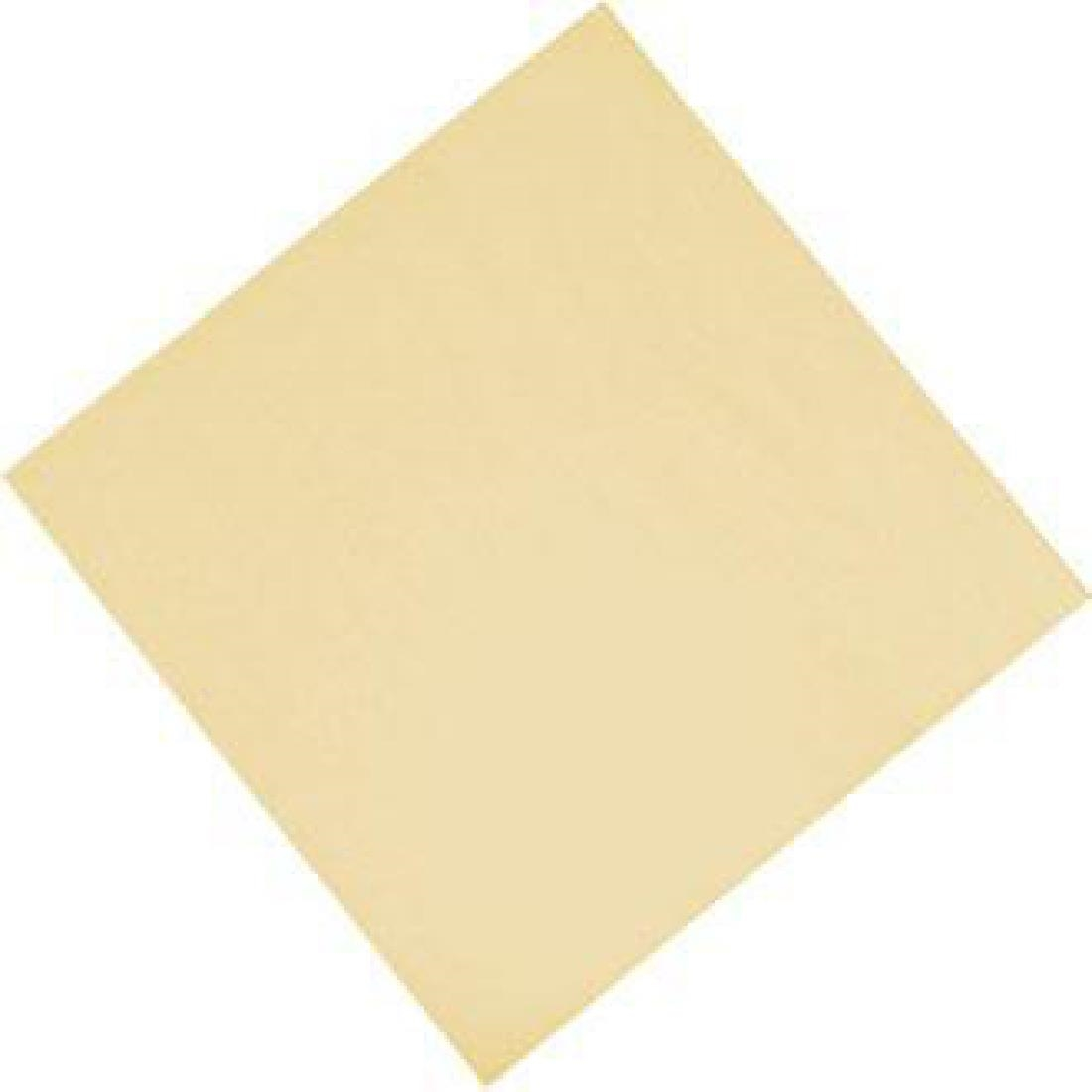 Image of Fasana Dinner Napkins Cream 400mm (Pack of 1000) Pack of 1000