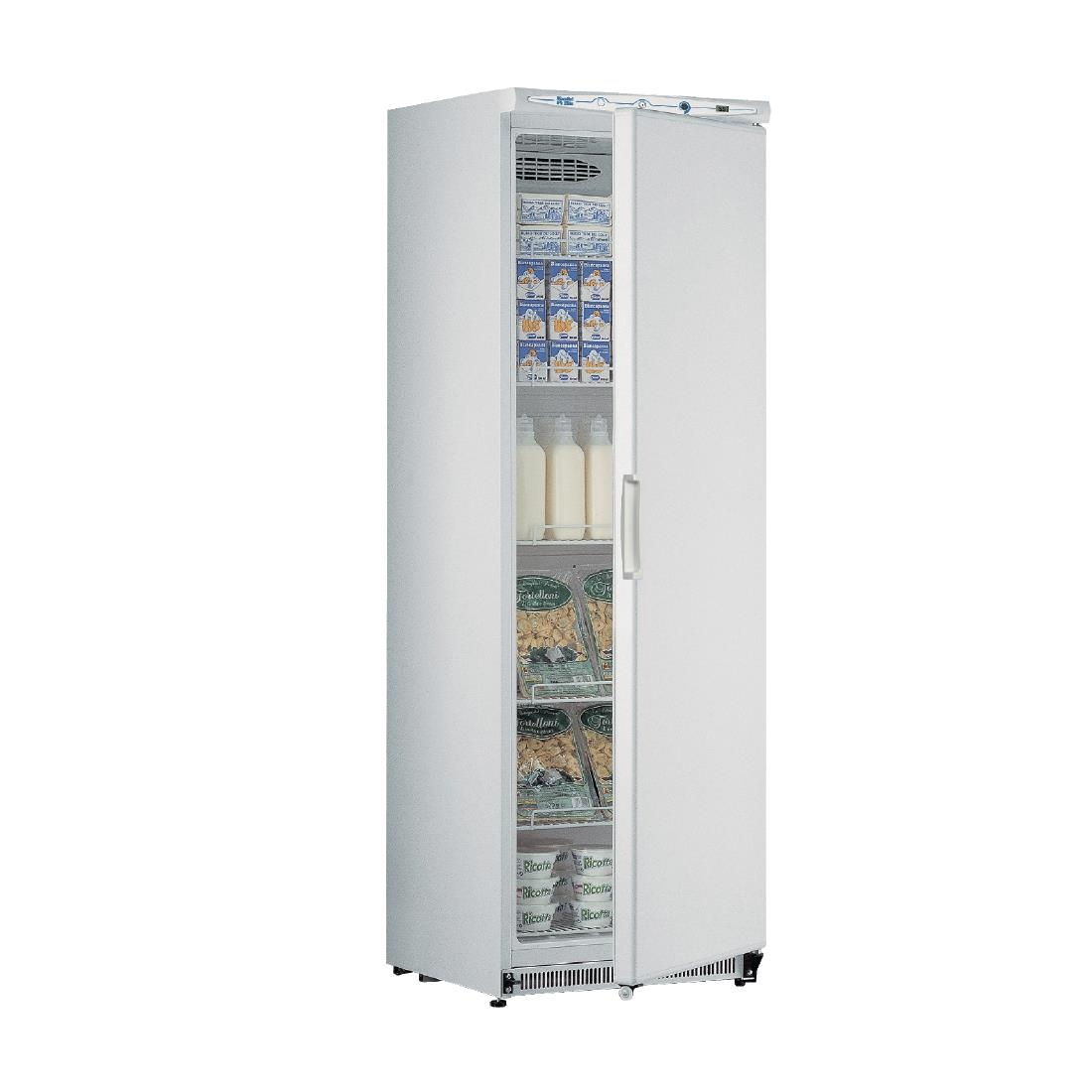 Mondial Elite 1 Door 380Ltr Cabinet Fridge White KICPR40LT