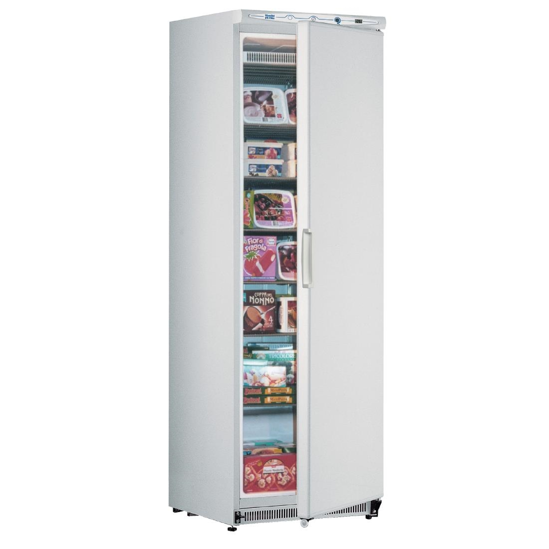Mondial Elite 1 Door 360Ltr Cabinet Freezer White KICN40LT