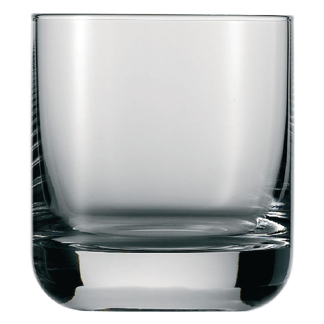 Schott Zwiesel Convention Crystal Rocks Glass 285ml (Pack of 6) Pack of 6 Image
