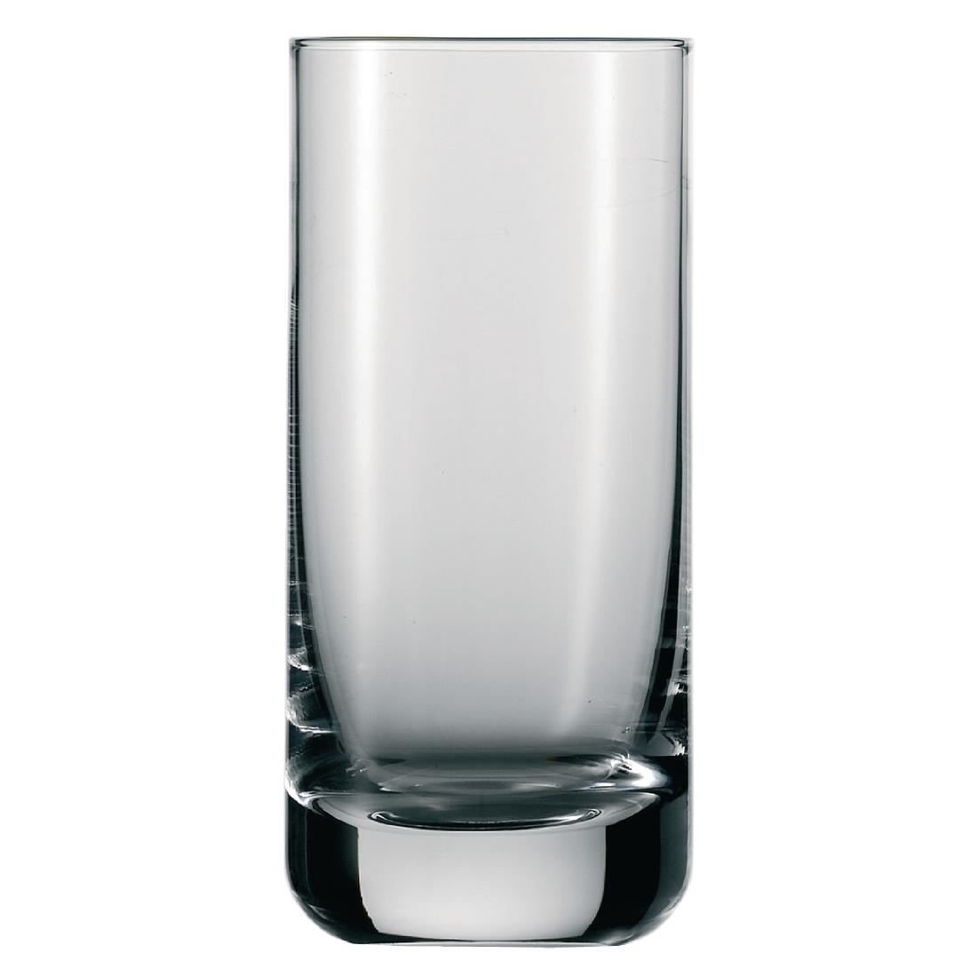 Schott Zwiesel Convention Crystal Hi Ball Glasses 345ml (Pack of 6) Pack of 6 Image