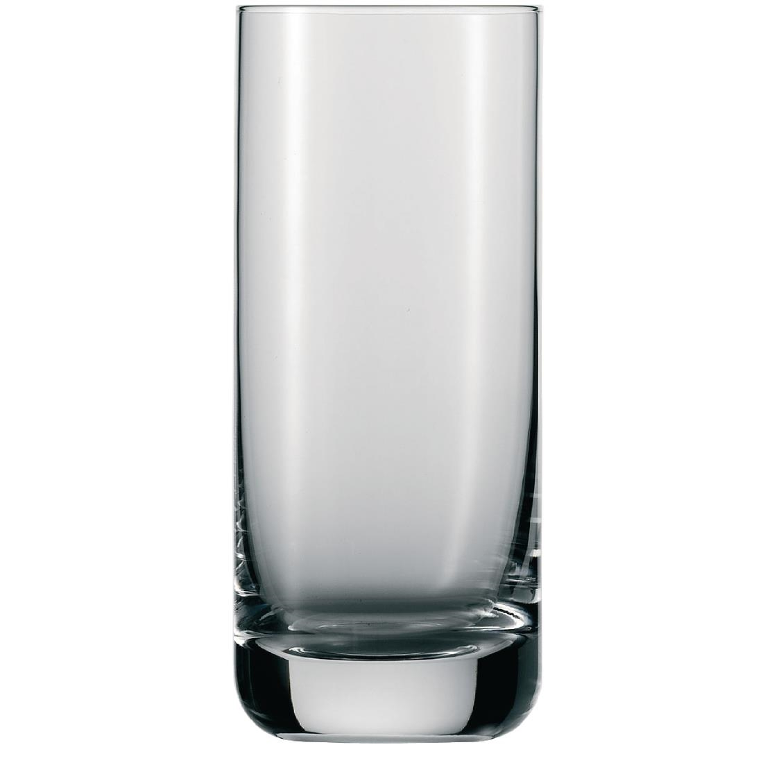 Schott Zwiesel Convention Crystal Hi Ball Glasses 390ml (Pack of 6) Pack of 6 Image