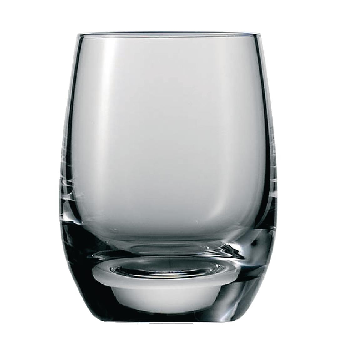 Schott Zwiesel Banquet Crystal Shot Glasses 75ml (Pack of 6) Pack of 6 Image