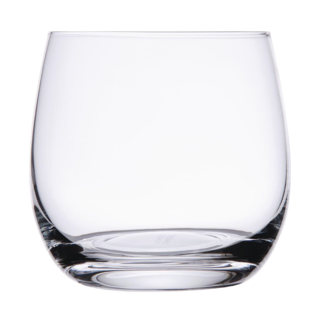 Schott Zwiesel Banquet Crystal Rocks Glass 340ml (Pack of 6) Pack of 6 Image