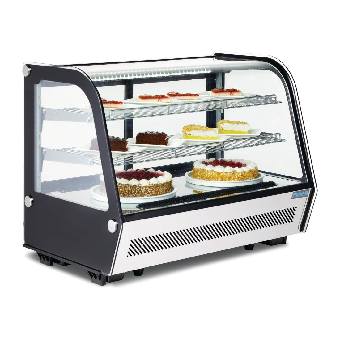 bakery black impulse display case structural doors countertop swinging concepts with pastry countertops rear