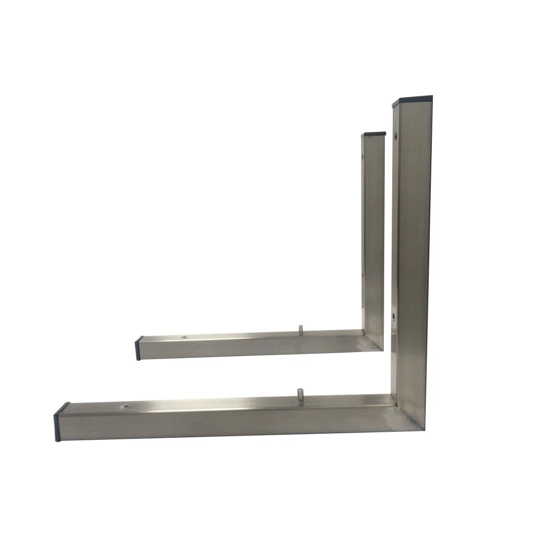 Image of Parry Wall Brackets for Salamander Grill