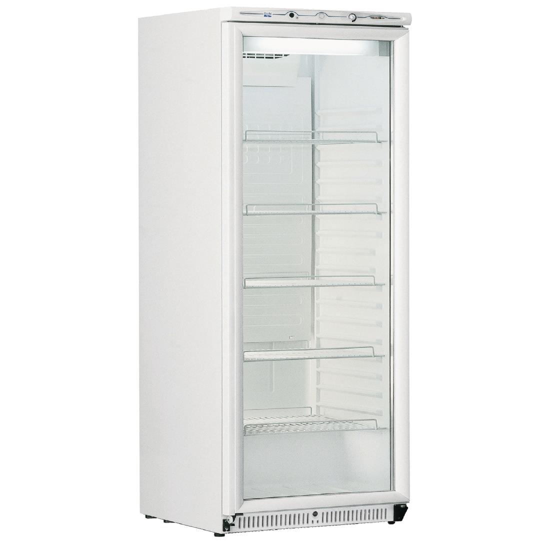 Mondial Elite Glass Door Fridge 600 Ltr