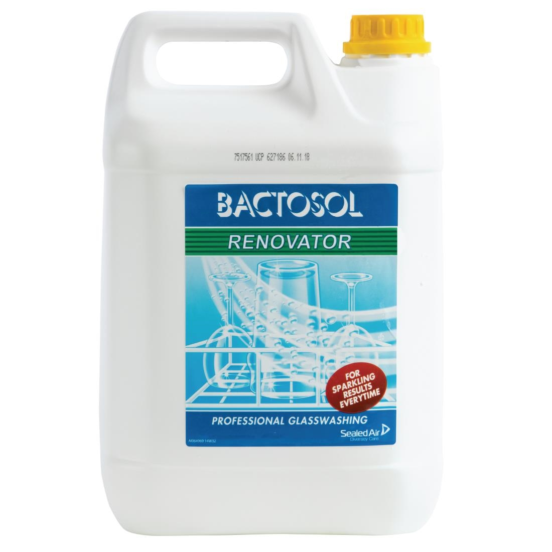 Image of Bactosol Glass Renovator Concentrate 5Ltr (2 Pack) Pack of 2