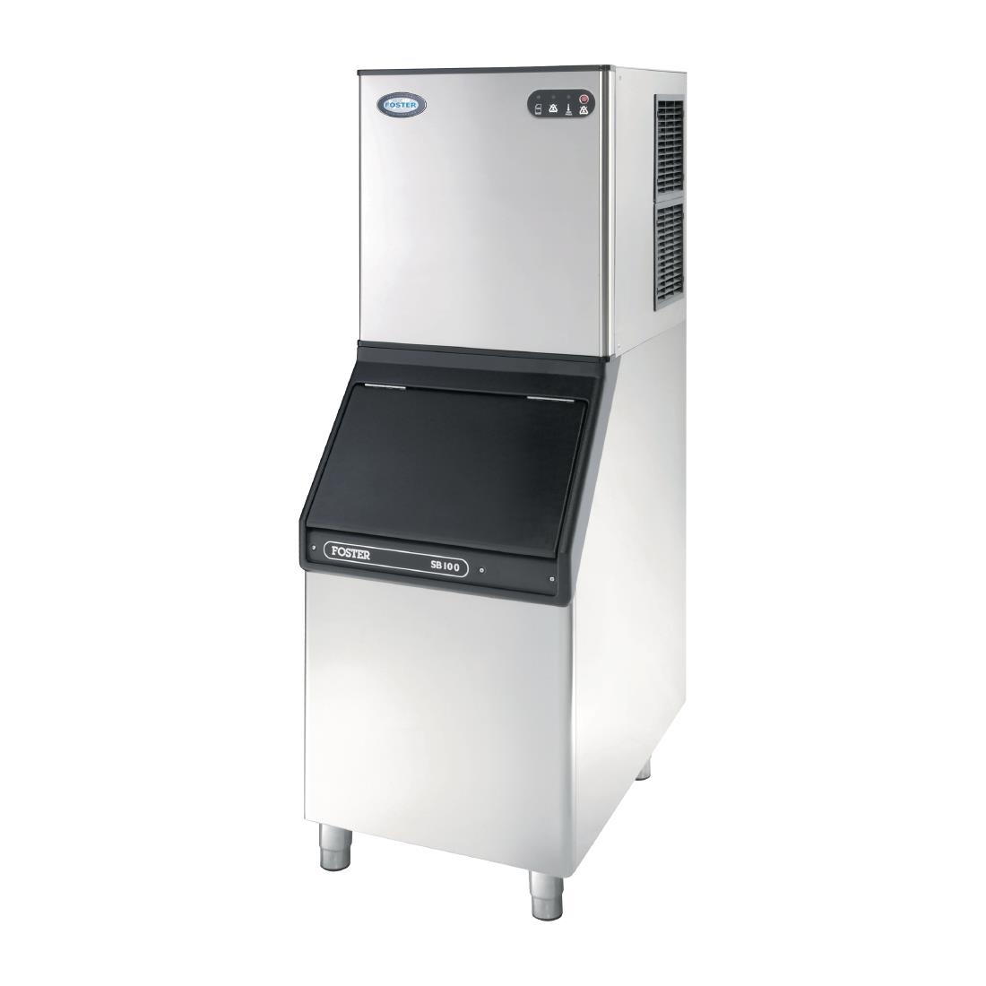 Image of Foster Modular Air-Cooled Ice Maker F132 with SB105 Bin