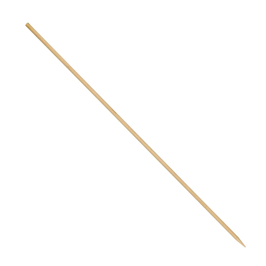 Fiesta Green Biodegradable Wooden Skewers 180mm Pack of 200