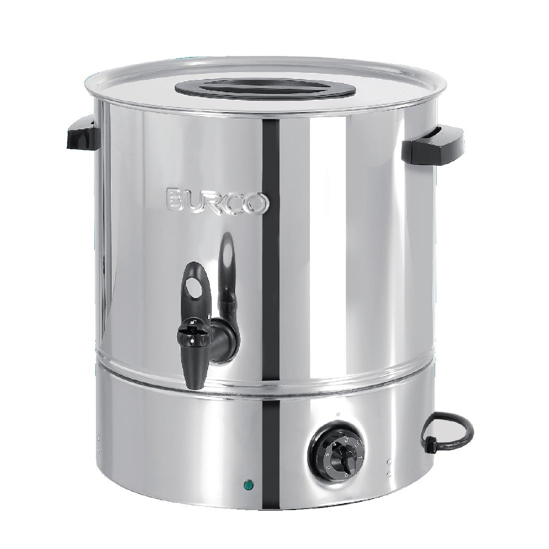 Burco Manual Fill Water Boiler 20ltr Ce705 Buy Online At Nisbets An Electric Heater Wiring Diagram