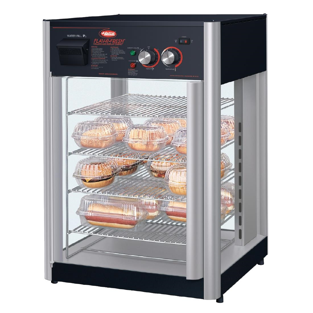 Hatco Flav-R-Fresh Food Display Cabinets FDWD-1X