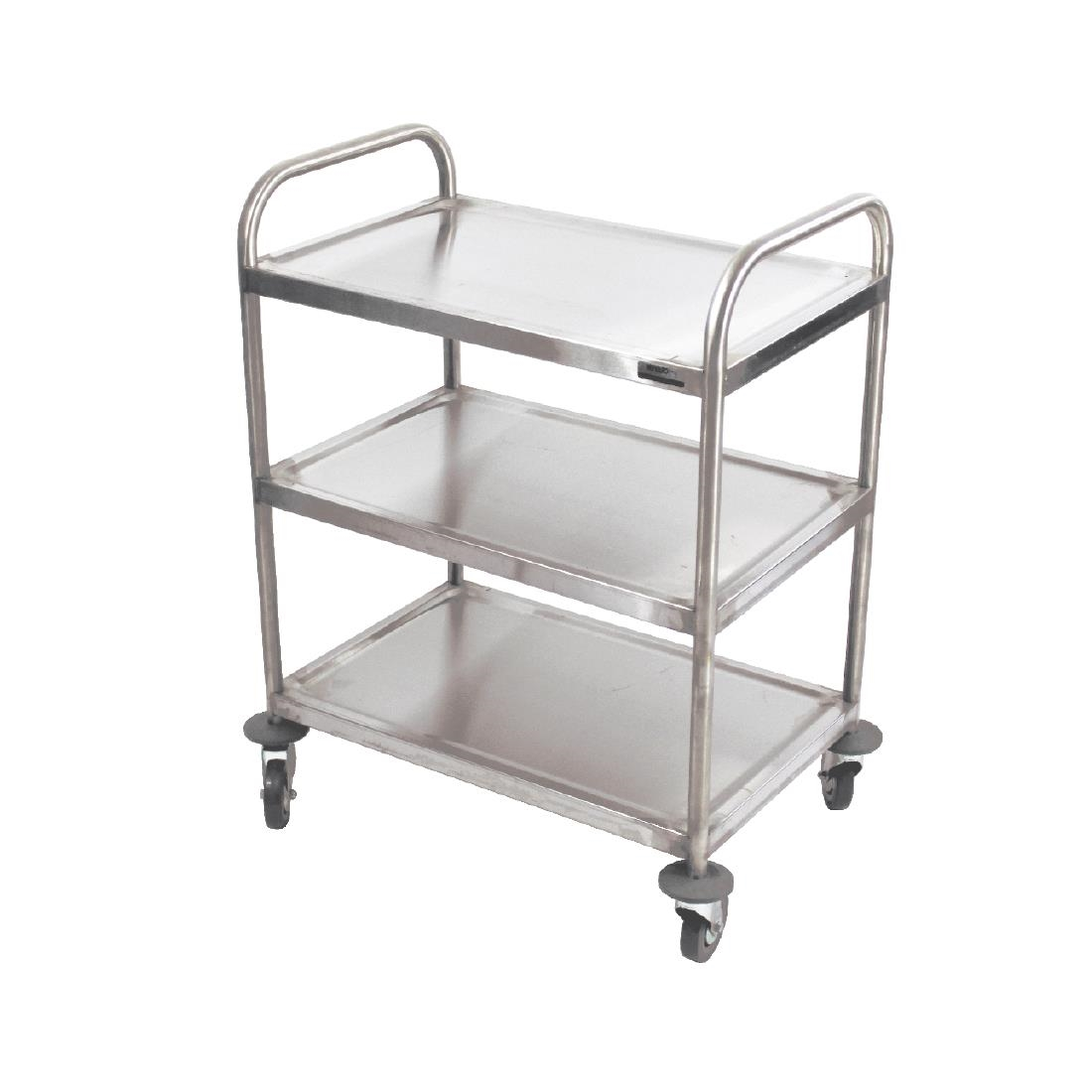 Image of Craven 3 Tier Undercounter Serving Trolley
