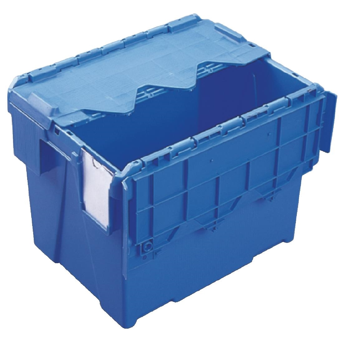 polypropylene tote box blue 25ltr - cf810 - buy online at nisbets
