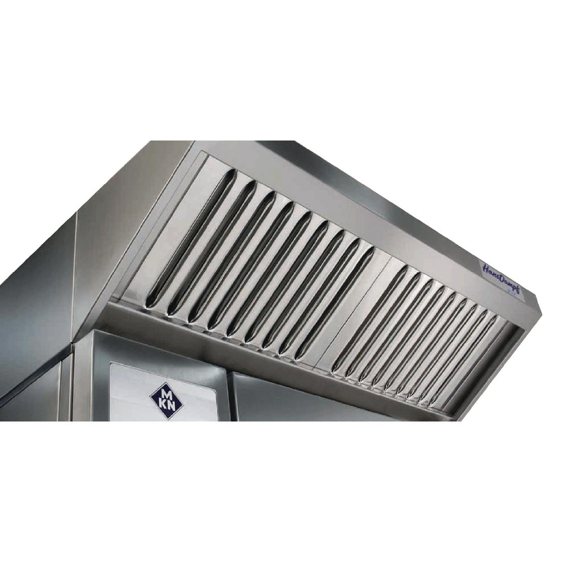 Image of MKN Gold Combination Oven Condenser Hood