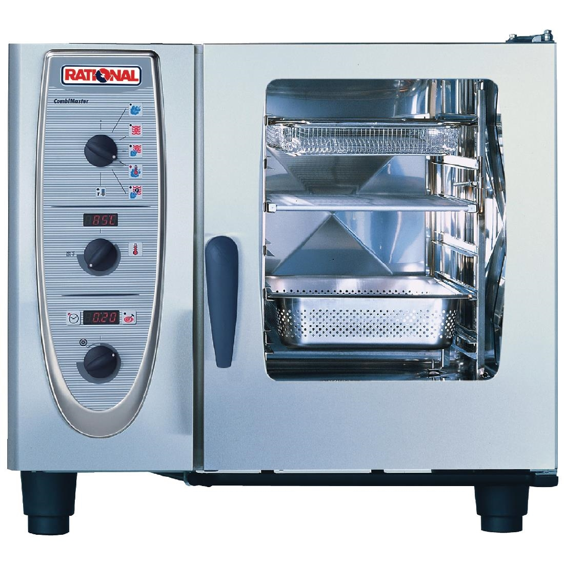 Rational Combimaster 61 Electric 9 Grid Combi Oven