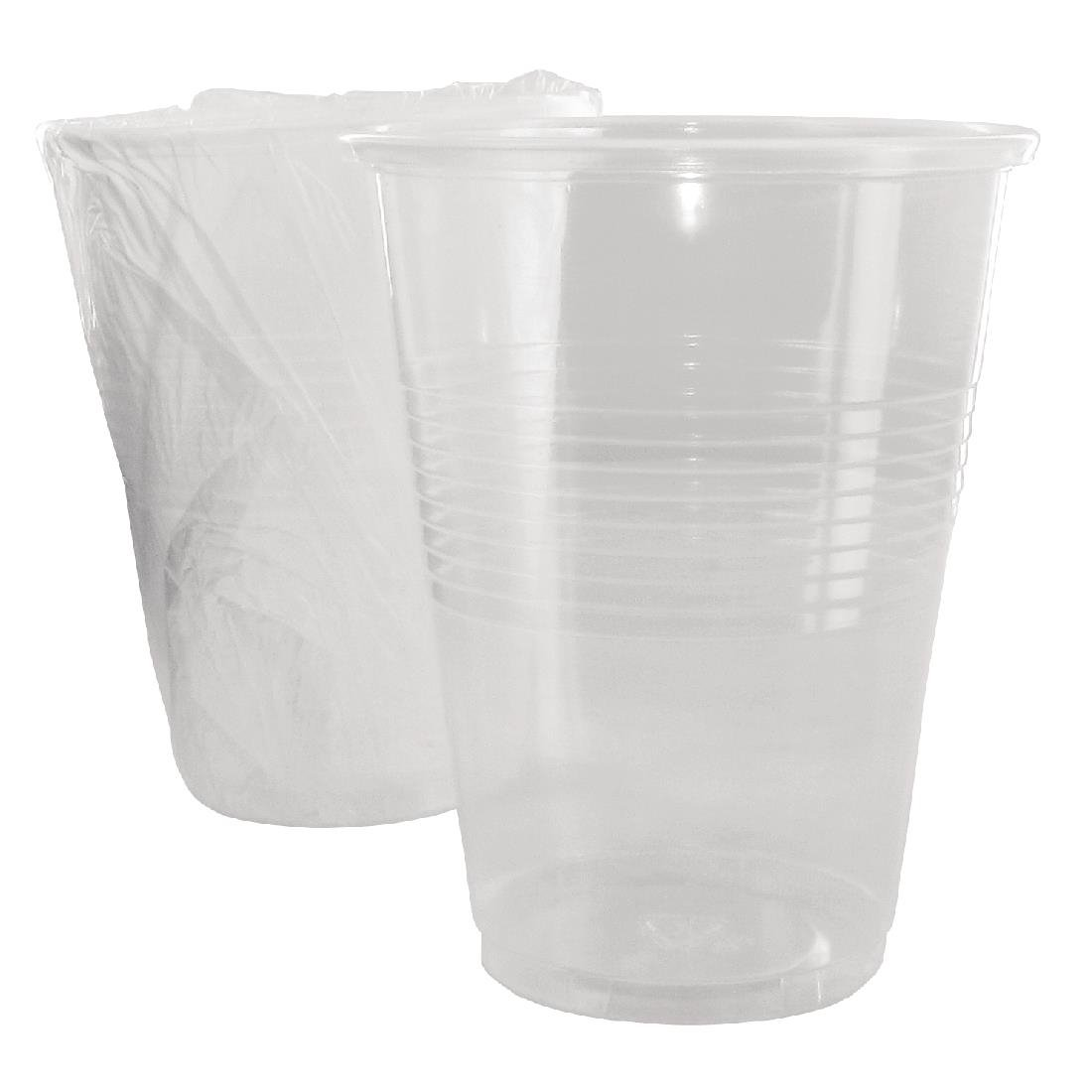 Image of Disposable Wrapped Tumblers 255ml (Pack of 500) Pack of 500