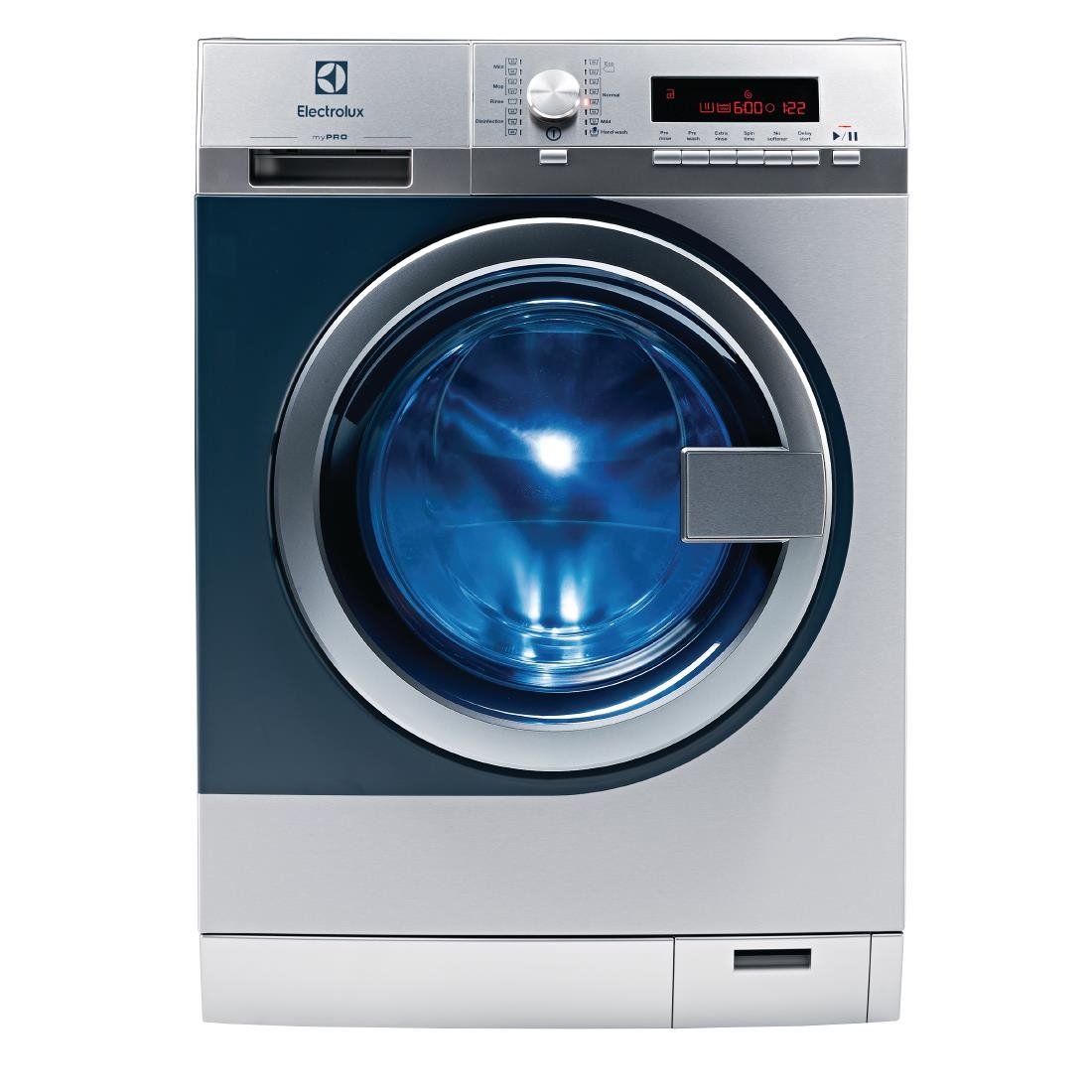 electrolux glasswasher. electrolux-mypro-washing-machine-we170v-gravity-drain-with- electrolux glasswasher