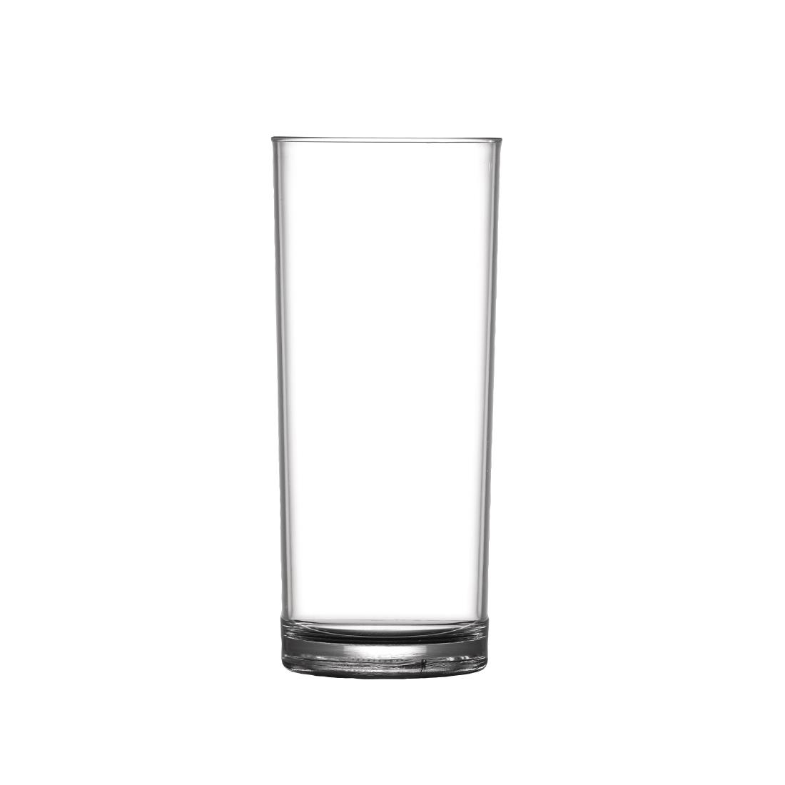 Image of BBP Polycarbonate Elite Hiball Glass CE 10oz (Pack of 36) Pack of 36