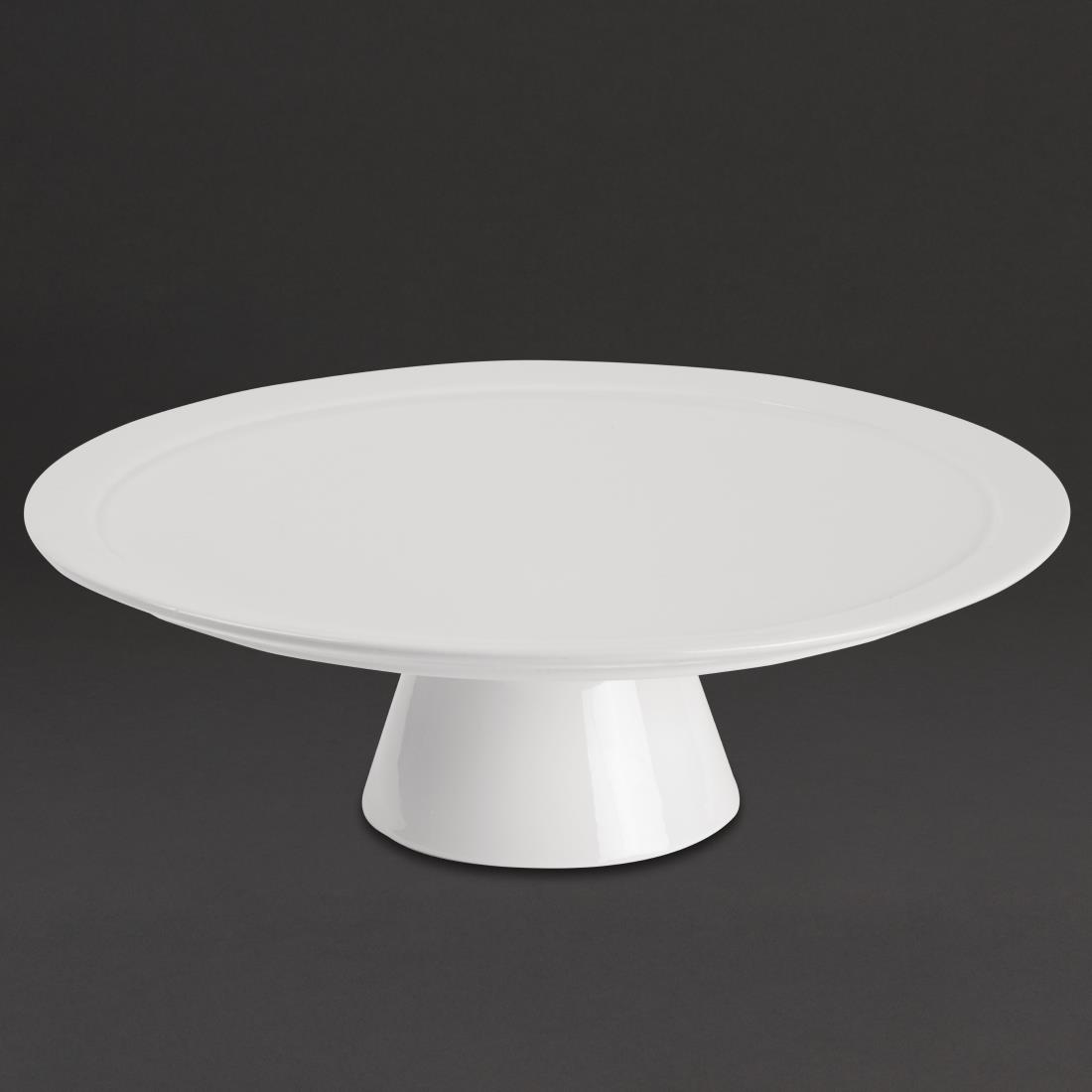 Image of Porcelain Cake Stand 305mm