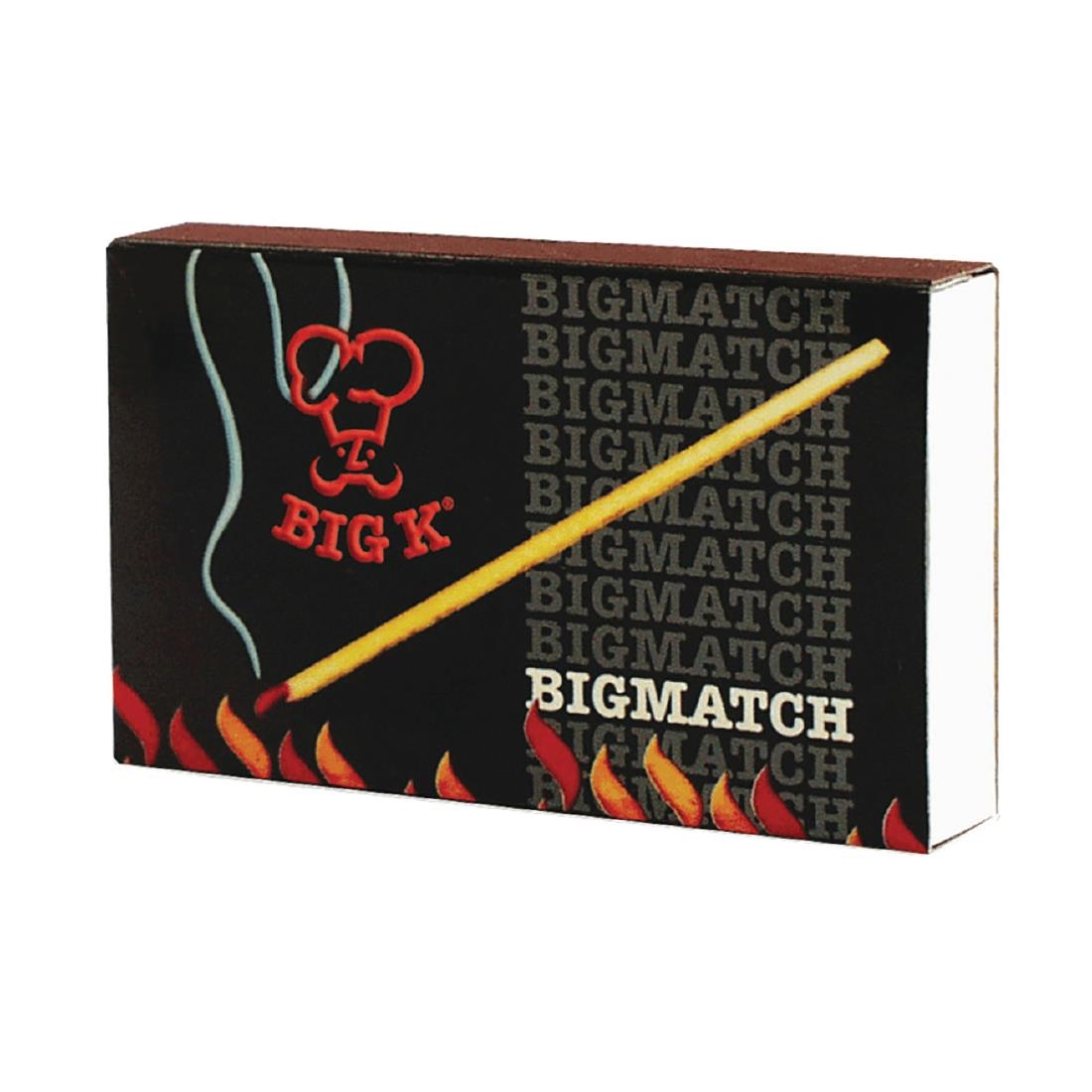 Image of Big K Safety Matches (Pack of 60) Pack of 60
