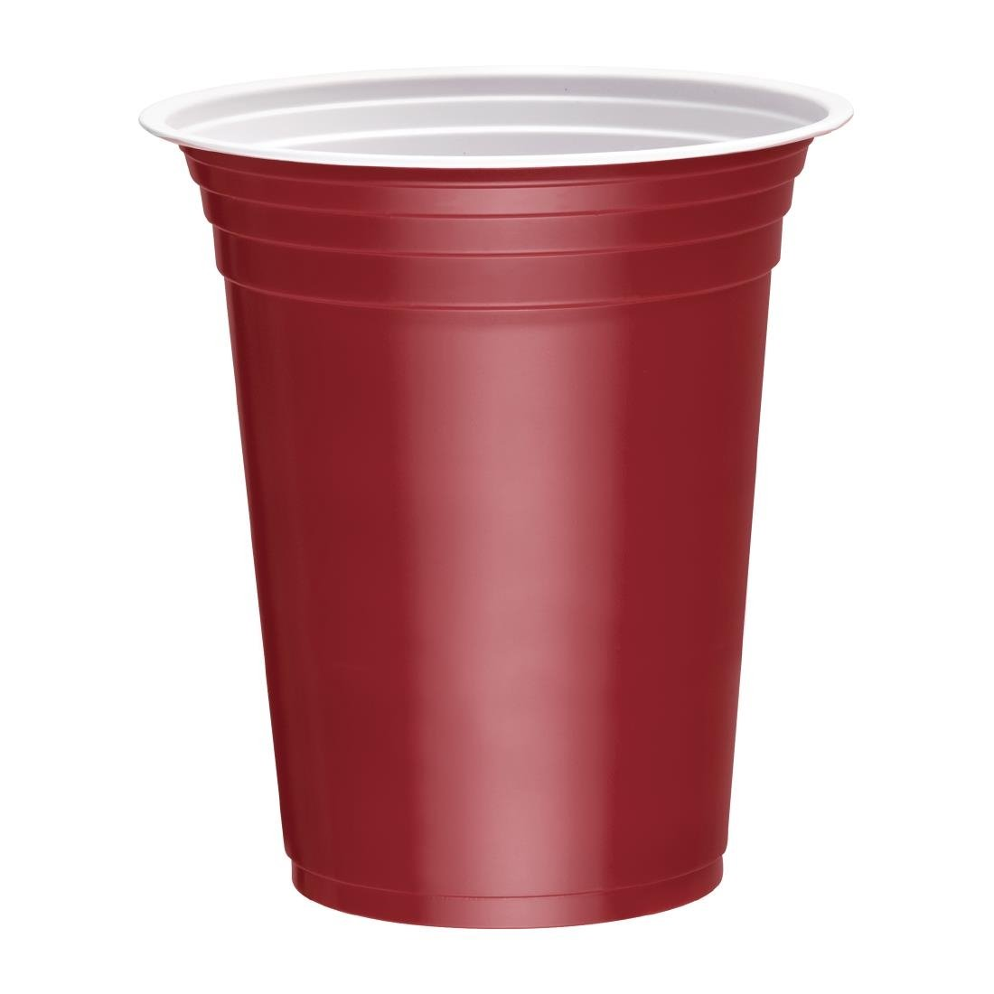 Fiesta Red Party Cups 340ml / 12oz x 1000 Pack of 1000