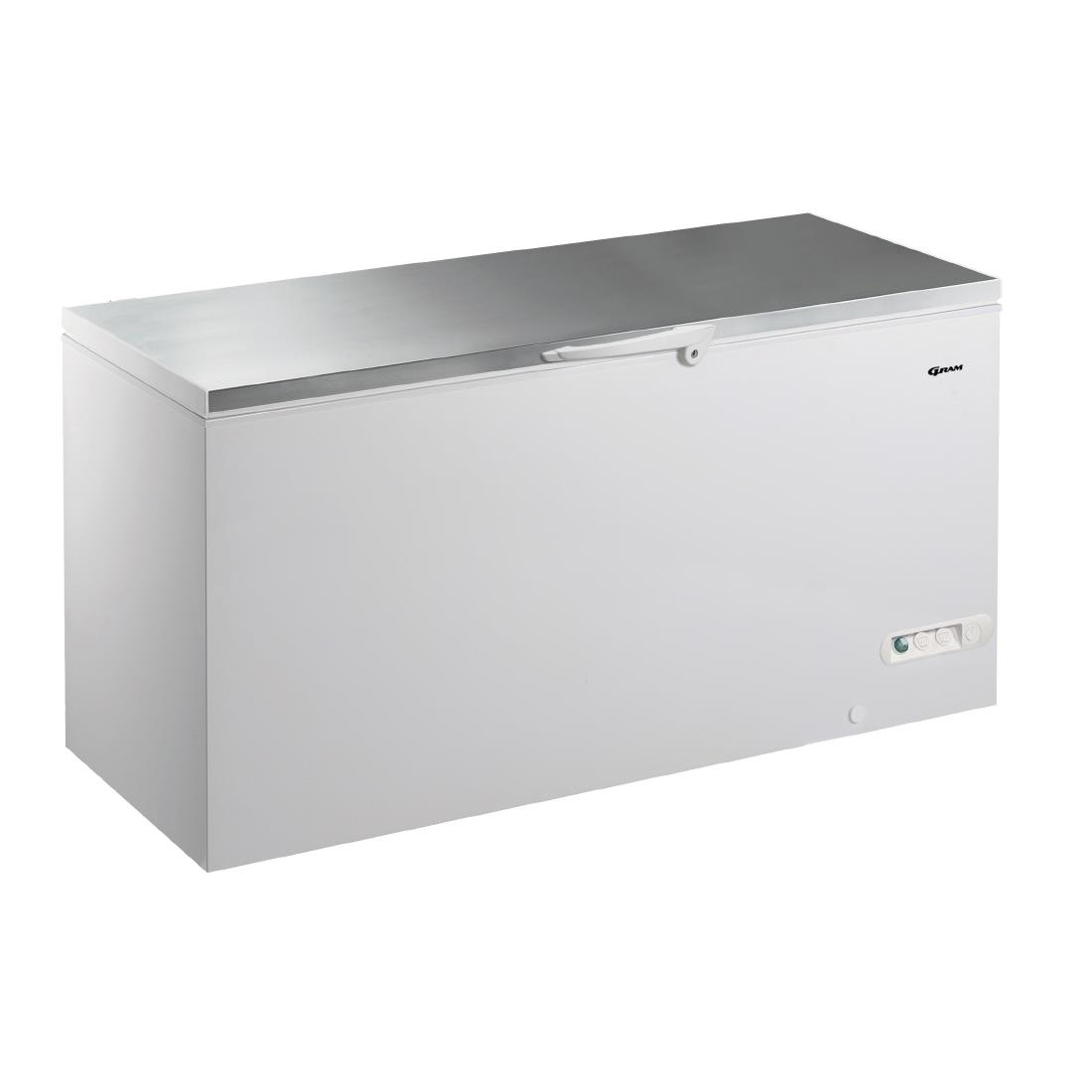 Gram CF 416Ltr Low Energy Chest Freezer CF 51S XLE