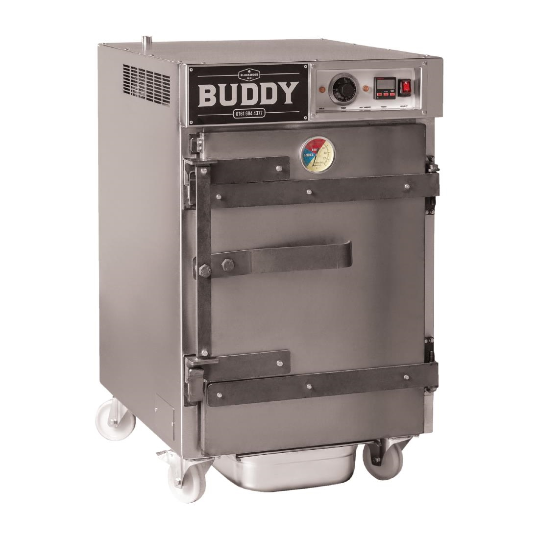 Blackwood Commercial Wood Smoker Buddy 24