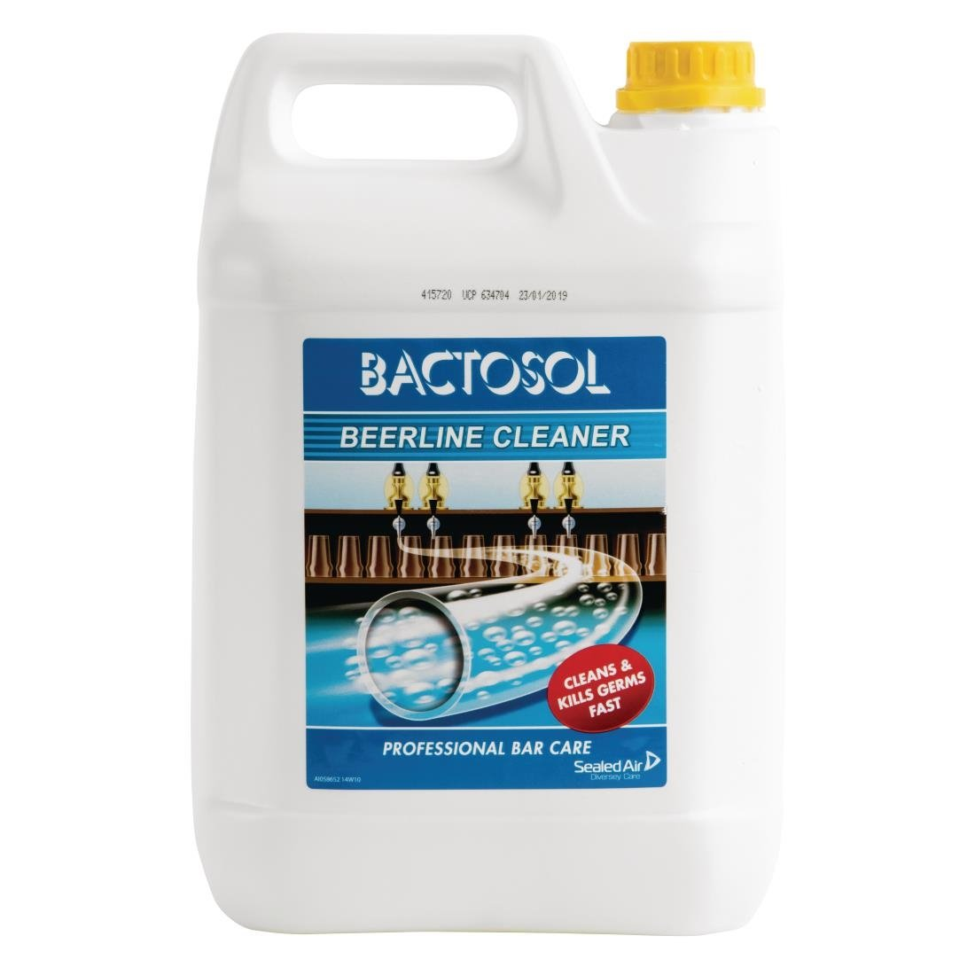 Image of Bactosol Beerline Cleaner Concentrate 5Ltr (2 Pack) Pack of 2