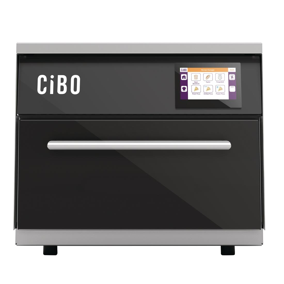 Lincat Cibo High Speed Oven Black
