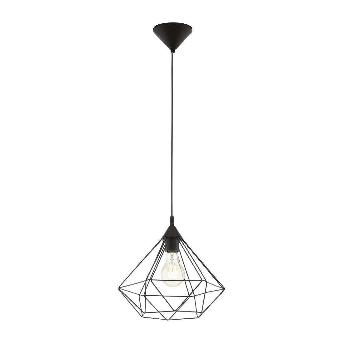 Image of Eglo Tarbes 1 Cage Pendant