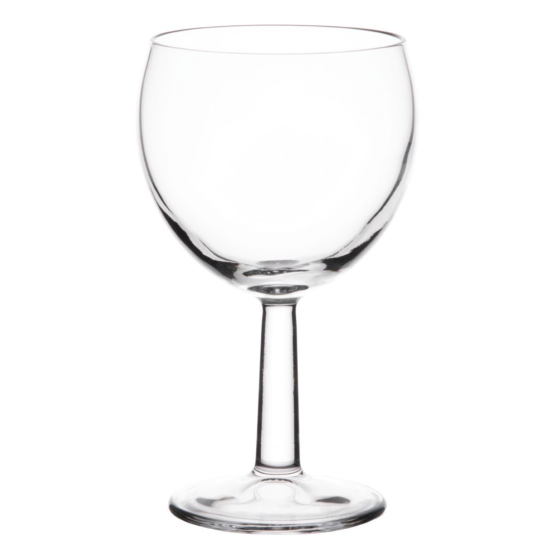 Image of Arcoroc Ballon Wine Goblets 190ml CE Marked at 125ml (Pack of 12) Pack of 12